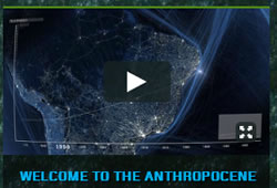 welcome to anthropocene